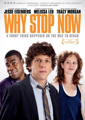 Why Stop Now Eisenberg Leo Morgan Ws R