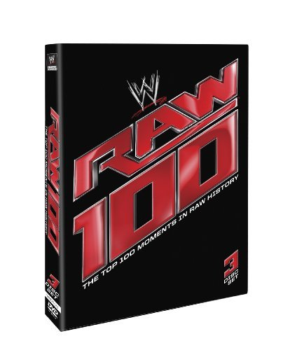 Top 100 Moments In Raw History Wwe Tvpg 3 DVD