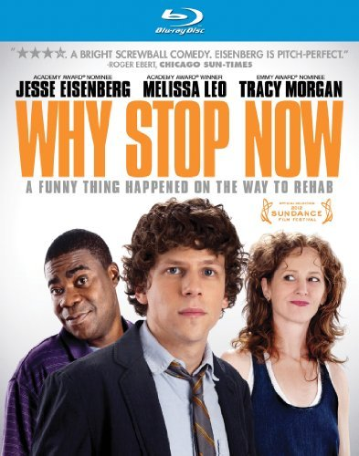 Why Stop Now Eisenberg Leo Morgan Blu Ray Ws R
