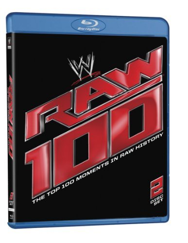 Wwe Top 100 Moments In Raw History Blu Ray Ws Tvpg 2 Br