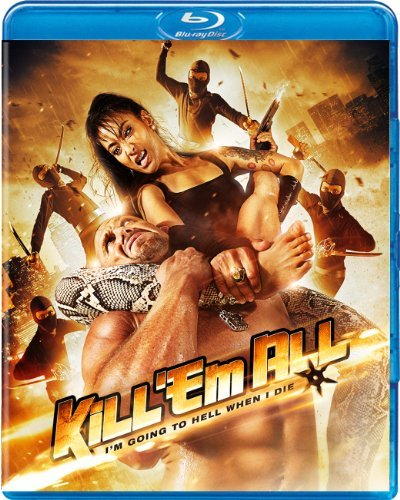 Kill 'em All Lewis Messner Liu Blu Ray Ws Nr