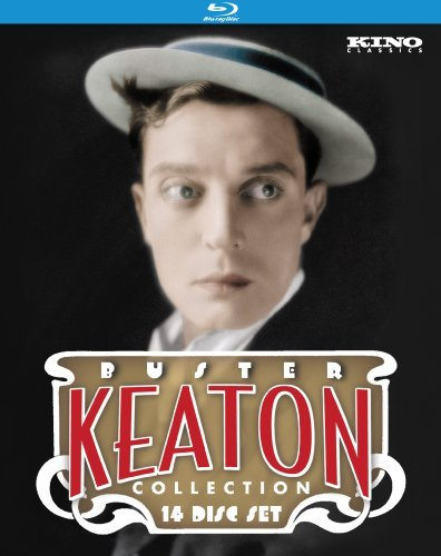 Ultimate Buster Keaton Collect Keaton Buster Blu Ray Ws Nr 15 Br