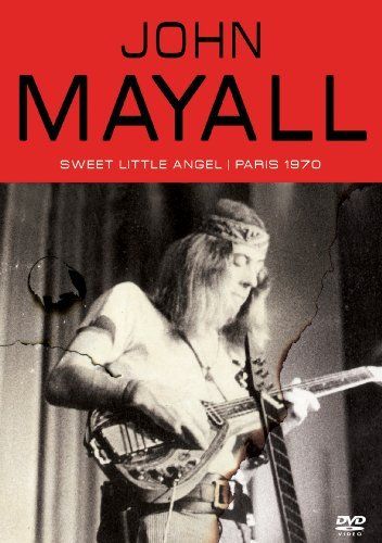 John Mayall Sweet Little Angel Paris 1970