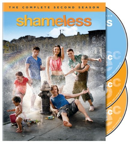 Shameless Season 2 DVD Nr
