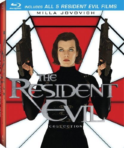 Resident Evil Collection Resident Evil Collection Blu Ray Aws R 5 Br
