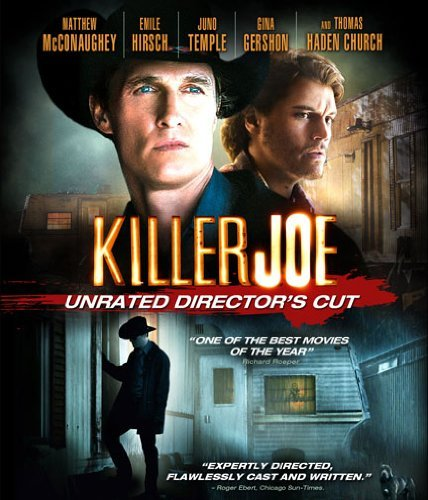 Killer Joe Mcconaughey Hirsch Temple Blu Ray Ws R