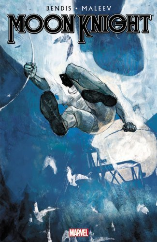 Brian Michael Bendis Moon Knight By Brian Michael Bendis Volume 2