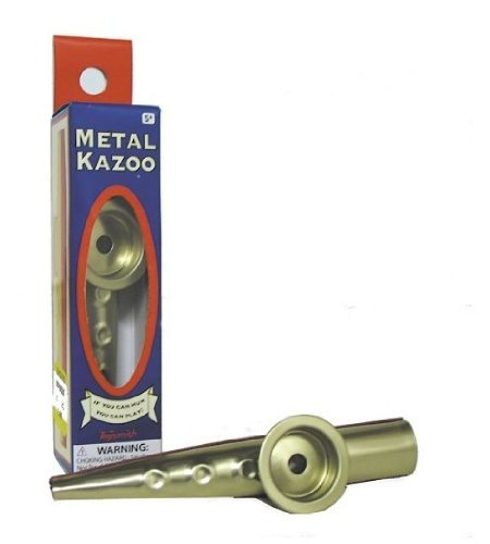 Toy Metal Kazoo