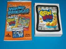 Trading Cards Wacky Packages Series 9