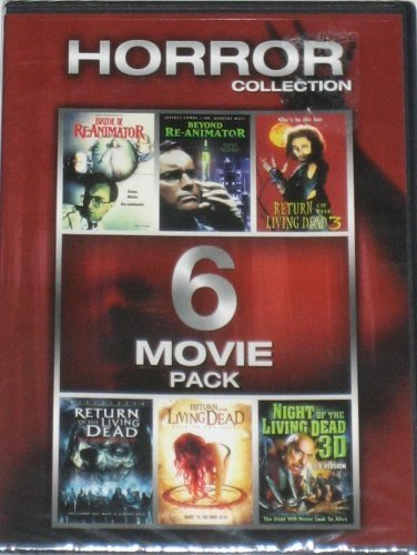 Horror Collection Bride Of Re Animator Beyond Re Animator Return