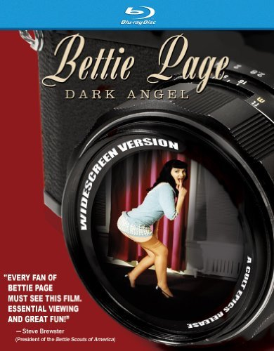Bettie Page Dark Angel Bettie Page Dark Angel Blu Ray Ws Nr