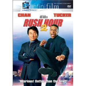 Rush Hour 2 Chan Tucker Lone Zhang Sanchez