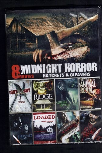 Midnight Horror Collection Hatchets & Cleavers