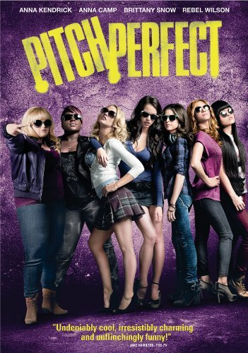 Pitch Perfect Kendrick Camp Snow Wilson DVD Pg13
