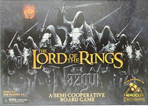 Board Game Lord Of The Rings Nazgul Board Game