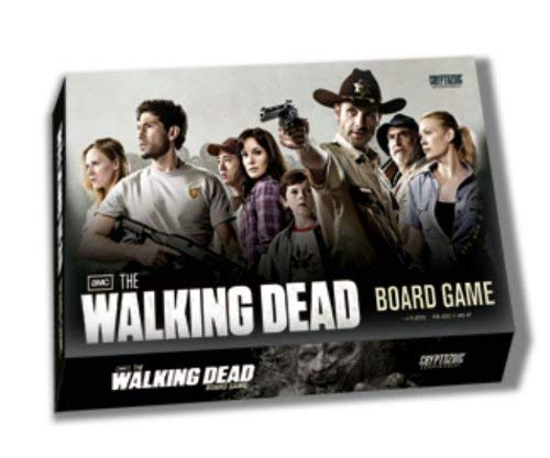 Board Game Walking Dead Board Game