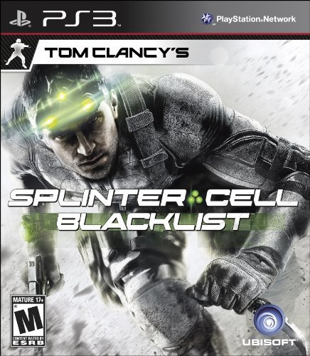 Ps3 Tom Clancy's Splinter Cell Blacklist