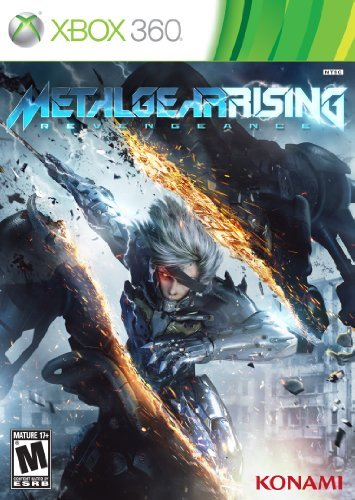 Xbox 360 Metal Gear Rising Revengeance Konami Of America M