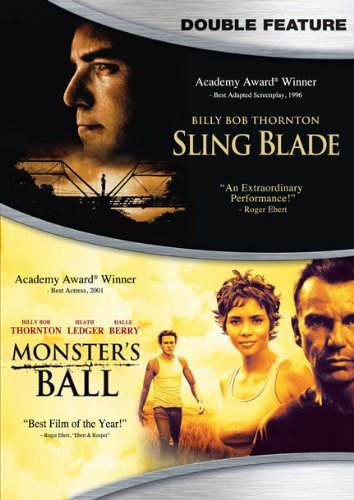 Sling Blade Monsters Ball Sling Blade Monsters Ball Ws R 2 DVD