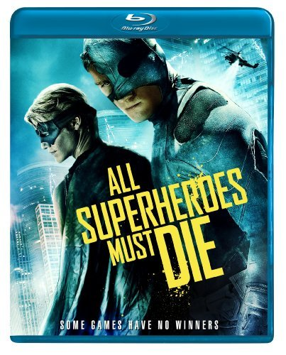 All Superheroes Must Die Remar Till Trost Blu Ray Ws Clr Bw Nr