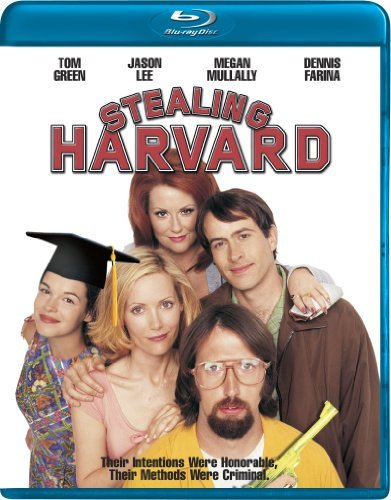 Stealing Harvard Lee Green Mann Blu Ray Ws Pg