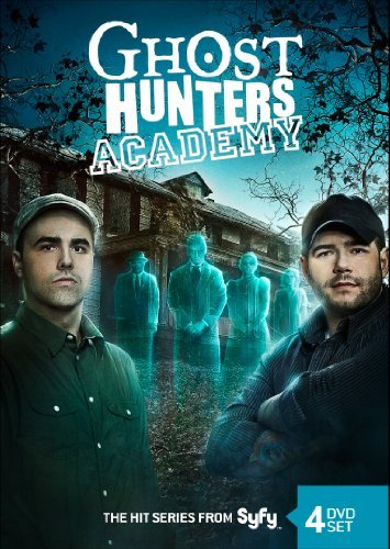 Ghost Hunters Academy Ghost Hunters Academy Ws Nr 4 DVD