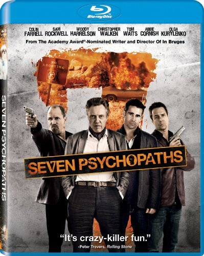 Seven Psychopaths Seven Psychopaths Blu Ray Ws R Incl. Uv