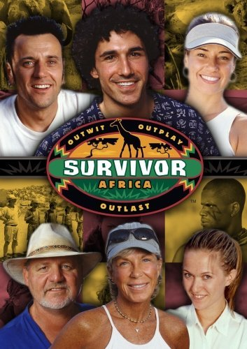 Survivor Survivor 3 Africa Made On Demand Nr 5 DVD