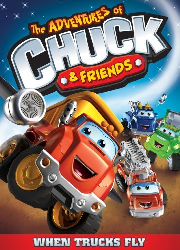 When Trucks Fly Adventures Of Chuck & Friends Tvy