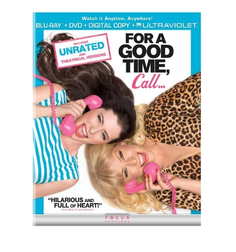 For A Good Time Call Graynor Miller Long R Incl. DVD