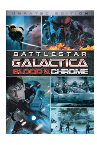 Battlestar Galactica Blood & Chrome Pasqualino Bordan DVD Nr Ws