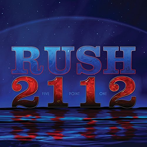 Rush 2112 Incl. DVD Comic Book