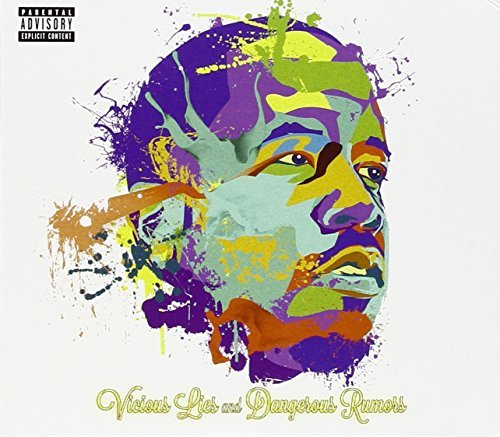 Big Boi Vicious Lies & Dangerous Rumor Explicit Version Deluxe Ed.