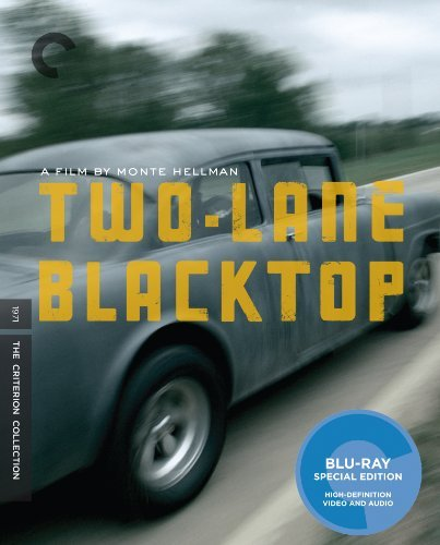 Two Lane Blacktop Taylor Wilson Bird Blu Ray R Ws Criterion Collection