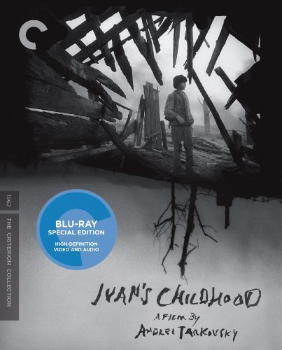 Ivan's Childhood (1962) Burlyaev Zubkov Zharikov Blu Ray Ws Bw Rus Lng Eng Sub Nr Criterion Collection