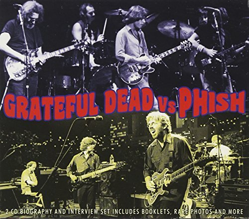 Grateful Dead Vs Phish Grateful Dead Vs Phish