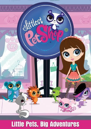 Little Pets Big Adventures Littlest Pet Shop Tvy