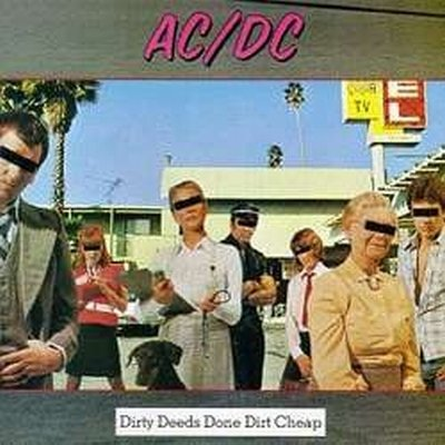 Ac Dc Dirty Deeds Done Dirt Cheap Digipack)