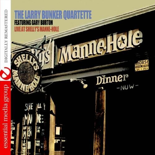 Larry Bunker Live At Shelly's Manne Hole CD R Remastered