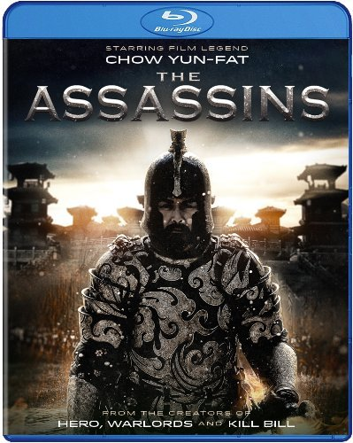 Assassins Yun Fat Fei Tamaki Blu Ray Man Lng Eng Sub Nr
