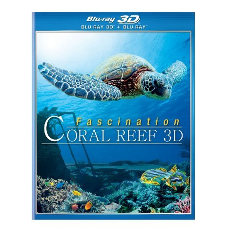 Fascination Coral Reef 3d Fascination Coral Reef 3d Blu Ray Ws 3d Nr