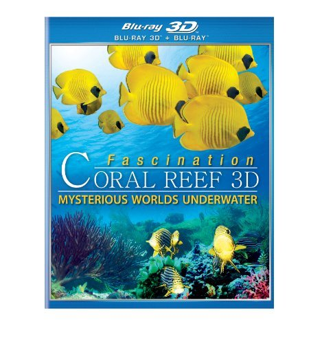 Fascination Coral Reef Mysteri Fascination Coral Reef Mysteri Blu Ray Ws Nr