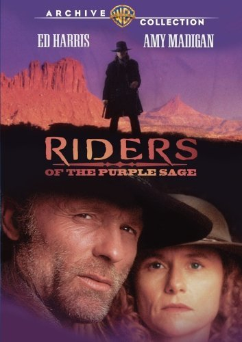 Riders Of The Purple Sage (199 Harris Madigan Thomas DVD Mod This Item Is Made On Demand Could Take 2 3 Weeks For Delivery