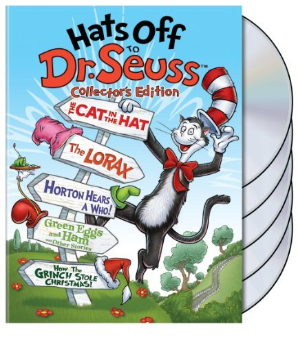 Hats Off To Dr. Seuss Hats Off To Dr. Seuss Collectors Ed. Nr 5 DVD