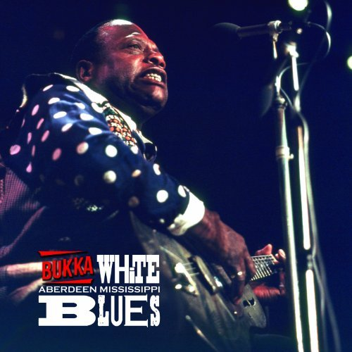 Bukka White Aberdeen Mississippi Blues