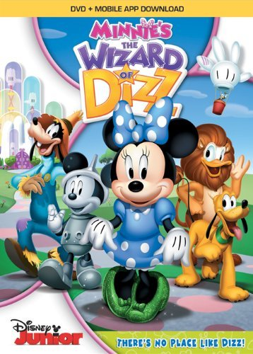 Minnie's The Wizard Of Dizz Mickey Mouse Clubhouse Ws Tvy