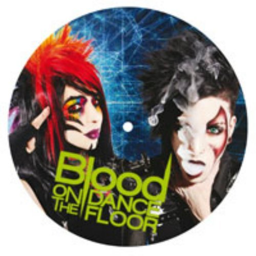 Blood On The Dance Floor Comeback Hell On Heels 7 Inch Single Picture Disc