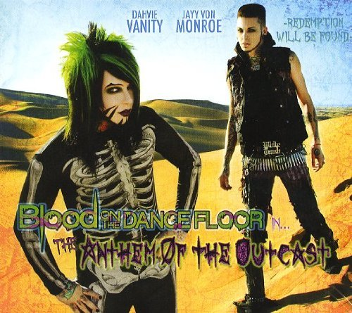 Blood On The Dance Floor Anthem Of The Outcast Import Gbr