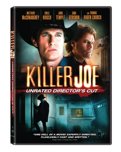 Killer Joe Mcconaughey Hirsch Temple Ws Ur Director's Cut