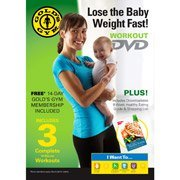 Gold's Gym Lose The Baby Weight Fast!
